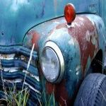 roest auto
